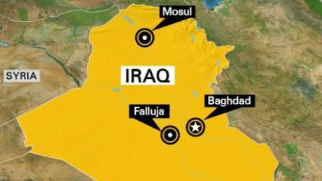 iraqi army evacuate falluja isis battle newday karadsheh cnnnr bpr_00001009