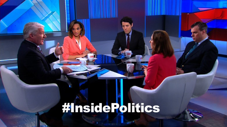 'Inside Politics' forecast: Taking on Trump