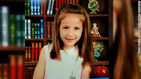 A 5-year-old girl fatally shot herself while playing with an unsecured handgun while her father was in the shower.      **This package/segment contains third party material. Unless otherwise noted, this material may only be used within this package/segment. Usage must cease on all platforms (including digital) within ten days of its initial delivery or such shorter time as designated by CNN.