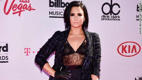 Demi Lovato tweeted that she will be taking a break in 2017.