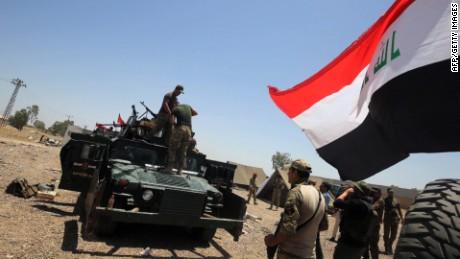 Iraq launches operation to retake Falluja