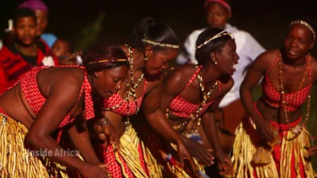 Celebrating the heritage of the Basarwa people