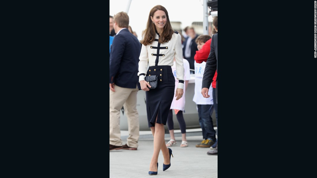 The Duchess of Cambridge is the patron of 1851 Trust, a charity set up by Ainslie's sailing team which provides nautical education for young people.<br />