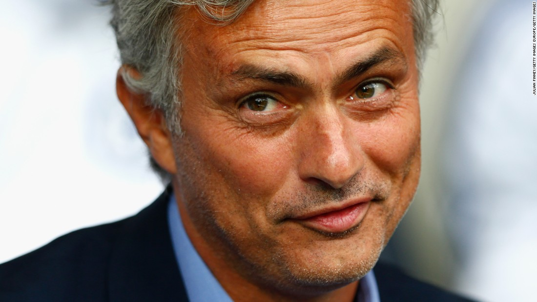 "United named self-styled ""Special One"" Jose Mourinho as its new manager in May, with the Portuguese taking over from Louis van Gaal. Dutchman Van Gaal was dismissed by the English Premier League club despite winning the FA Cup."