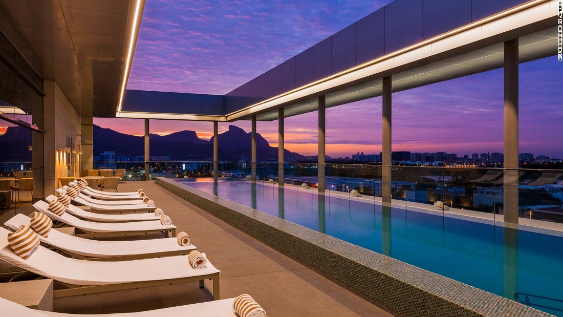 The best hotel in the world 39 s top luxury chains Rio design hotel