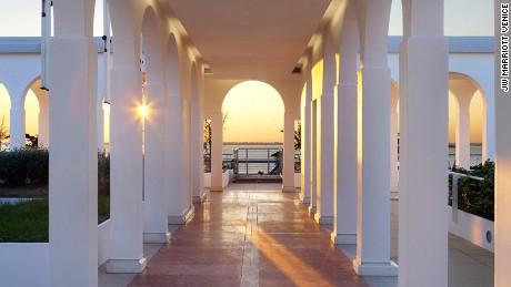 JW Marriott Venice: Seaside resort or city hotel?