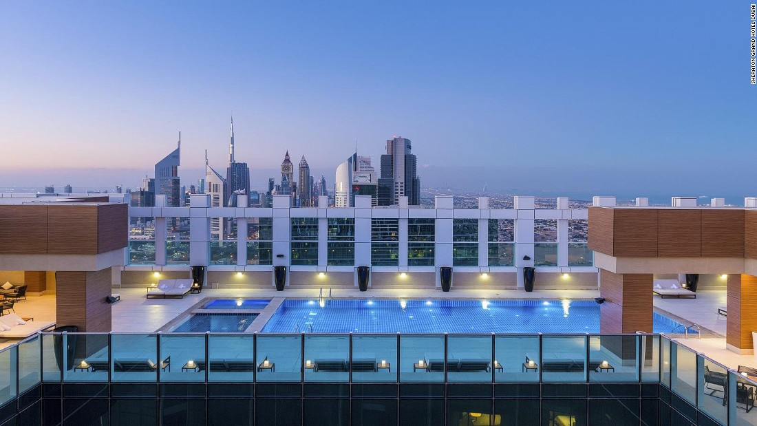 The best hotel in the world 39 s top luxury chains for Biggest hotel in dubai
