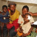 drc unrest child in hospital
