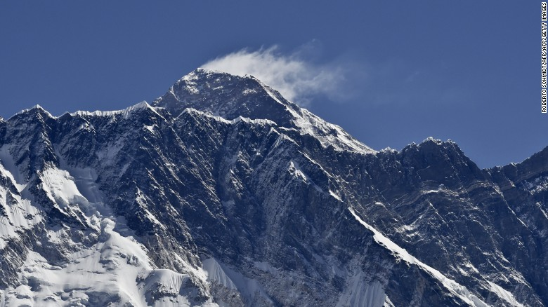 How hard is it to climb Mt. Everest?