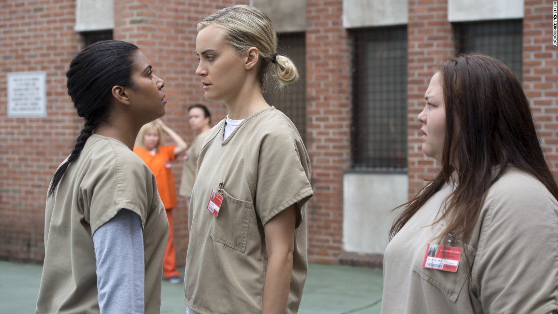 """Raise your hand if you have been anxiously awaiting season 4 of <strong>Netflix's """"Orange Is the New Black."""" </strong>Yep, us too! <a href=""""http://www.cnn.com/2016/05/10/entertainment/orange-new-black-season-4-trailer/index.html"""">The new season looks pretty dark</a>, which will be the perfect balance to all the sunny summer weather. Here are a few other releases streaming in June:"""