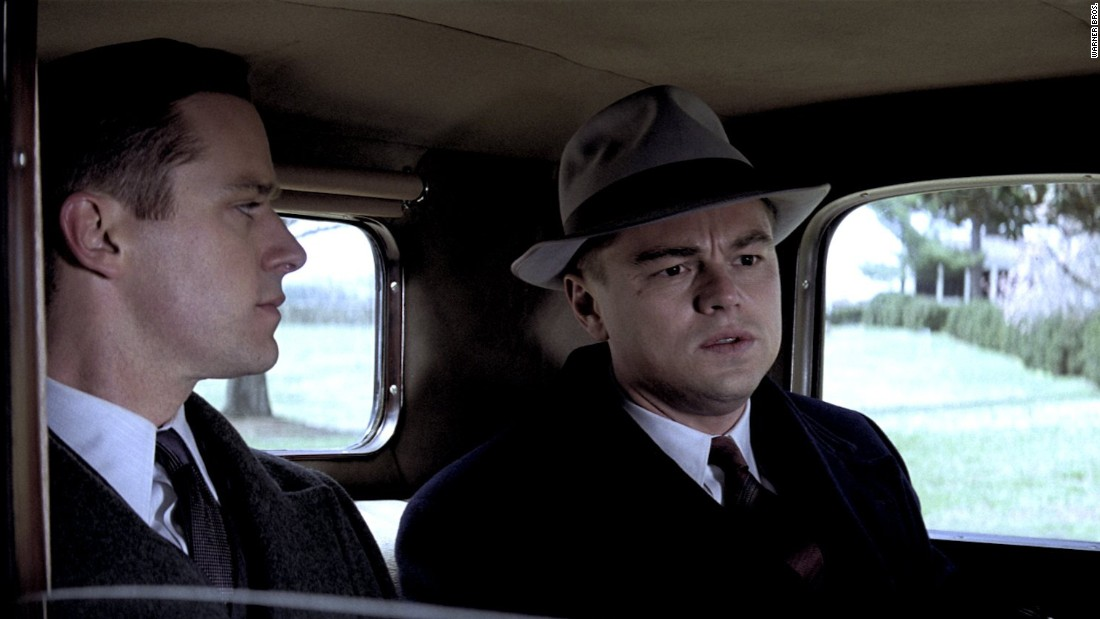 "<strong>""J. Edgar""</strong>: Leonardo DiCaprio donned some makeup and joined Armie Hammer in this drama about FBI director J. Edgar Hoover. <strong>(Netflix) </strong>"