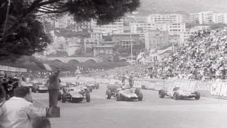 The magic of the Monaco Grand Prix