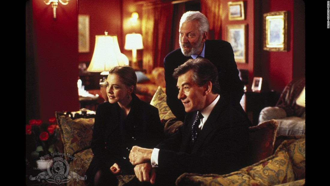 "<strong>""Six Degrees of Separation""</strong>: Stockard Channing, Donald Sutherland and Ian McKellen star in a film about a wealthy New York couple who take in a young man who is not quite who he claims to be. <strong>(Amazon Prime, Hulu) </strong>"