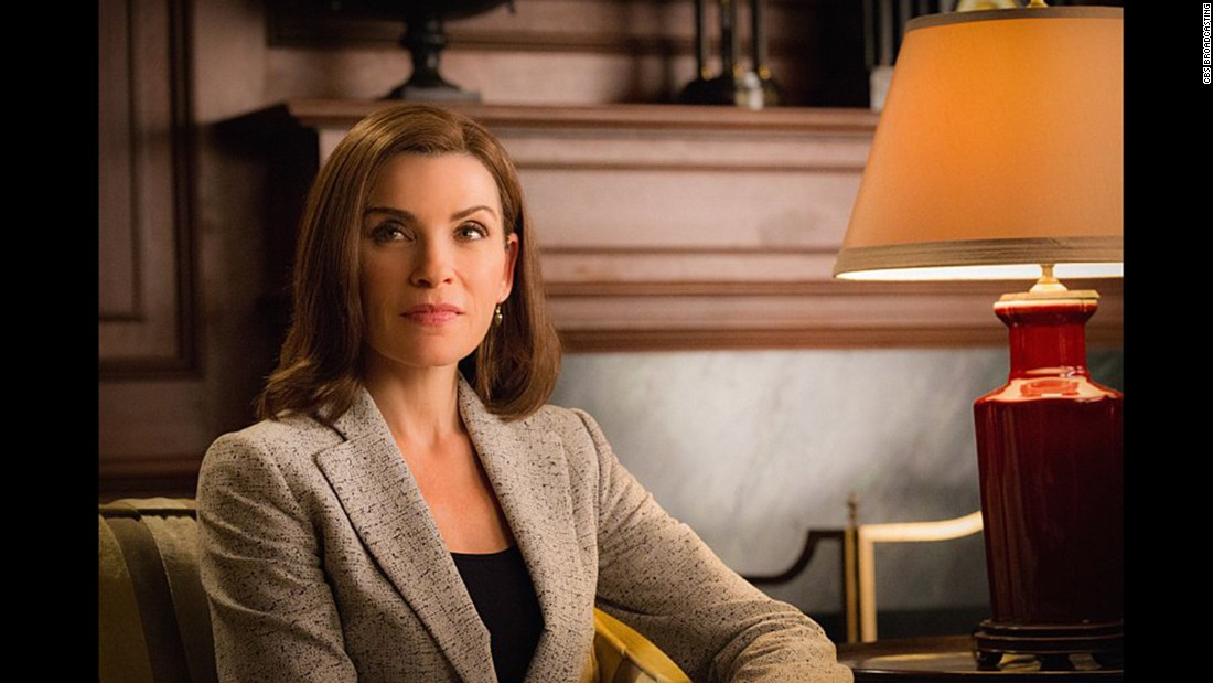"<strong>""The Good Wife""</strong> season 7: Julianna Margulies won awards and fans hearts for her role as litigator and beleaguered wife ""Alicia Florrick."" <strong>(Amazon Prime, Hulu) </strong>"