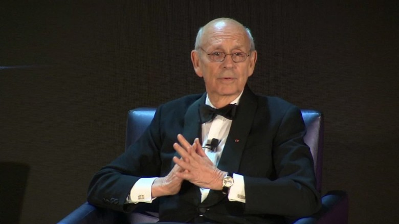 Justice Breyer doesn't think an 8-member court is a big deal