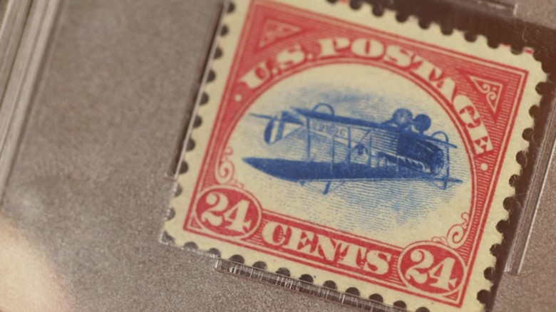 Inverted Jenny Stamp nccorig_00003819
