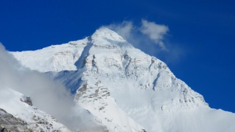Climbing Everest for PTSD awareness