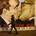 kissing mural berlin wall brezhnev honecker