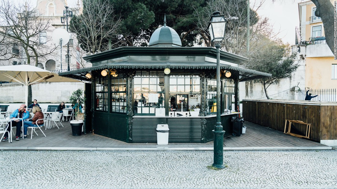 Dating back to the 19th century, kiosks and their singular architecture once played an essential role in Lisbon street life.
