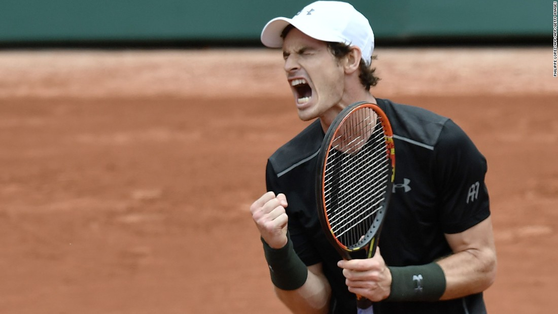 Murray now has a seemingly easier match in the second round against France's Mathias Bourgue.