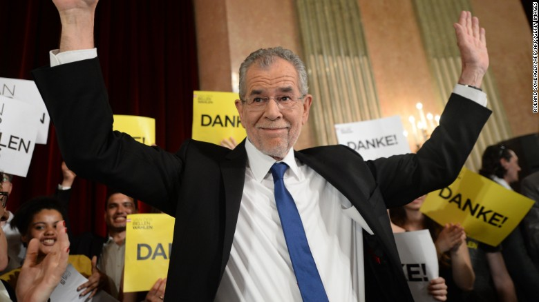 Van der Bellen: We'll overcome anti-immigrant attitudes