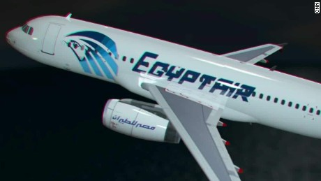 EgyptAir voice recorder indicates fire on plane