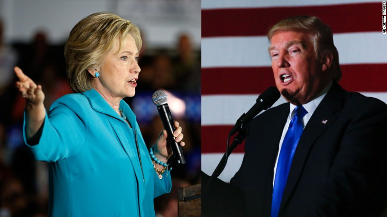Both Clinton and Trump have a favorability problem