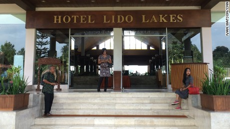"""The Lido Lakes Hotel is slated to become a 6-star, """"ultra luxury"""" resort developed by Trump Hotels."""