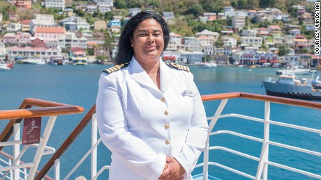"Capt. Belinda Bennett: ""There are some fabulous places."""