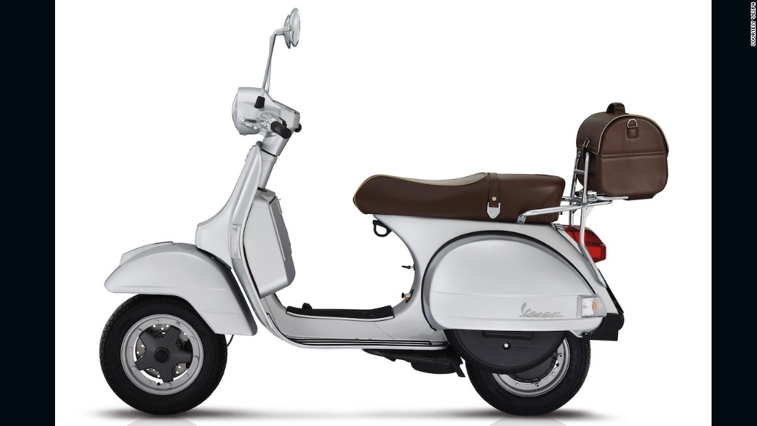 The new 70th anniversary models aim to encapsulate the best of both vintage and modern Vespas, as the brand rolls into its 8th decade in style.