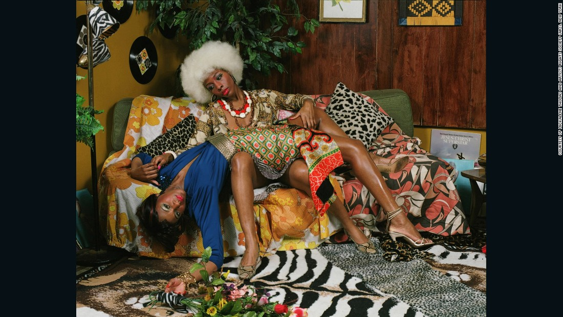 "Mickalene Thomas's first monograph ""Muse"", is a tribute to the artist's relationship with her models. Through her bold portraits of African American women, she attempts to engage with, challenge and expand prevailing notions of beauty."