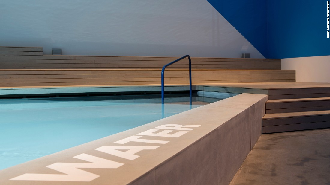 At this year's Venice Biennale, the Australian Institute of Architects has constructed <em>The Pool</em>, an exhibition looking at the the role the pool plays in national culture.