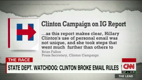 house oversight chair jason chaffetz on hillary clinton emails lead tapper intv_00015007