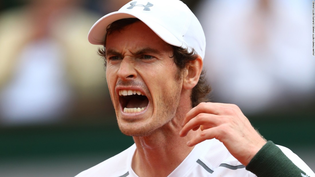 It was a bittersweet day for Andy Murray. He ended up winning but played a fifth set for the second straight day.