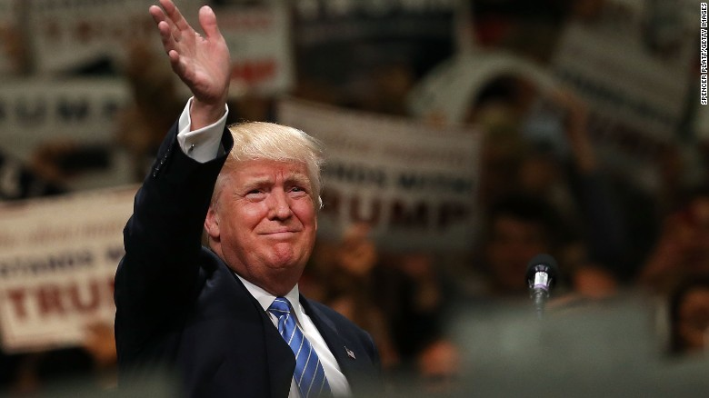 Donald Trump clinches Republican nomination