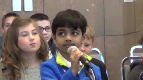 6-year-old competes in Scripps National Spelling Bee