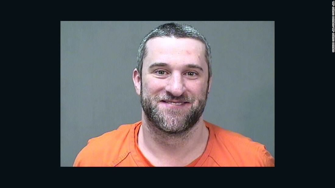 "Former ""Saved by the Bell"" actor <a href=""http://edition.cnn.com/2016/05/26/entertainment/dustin-diamond-probation-hold/index.html"">Dustin Diamond</a> was arrested Wednesday, May 25 in Ozaukee, Wisconsin, on a probation hold."