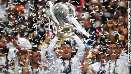 Madrid to extend Cristiano Ronaldo's contract until 2021