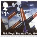 stamp Pink floyd 5