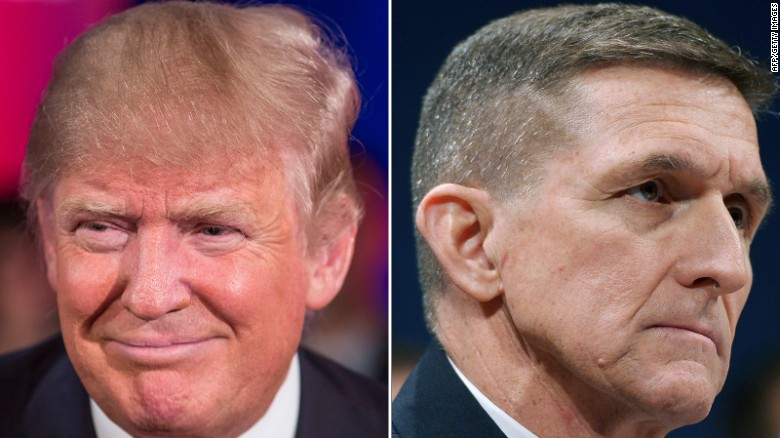 Donald Trump pressured to drop Flynn
