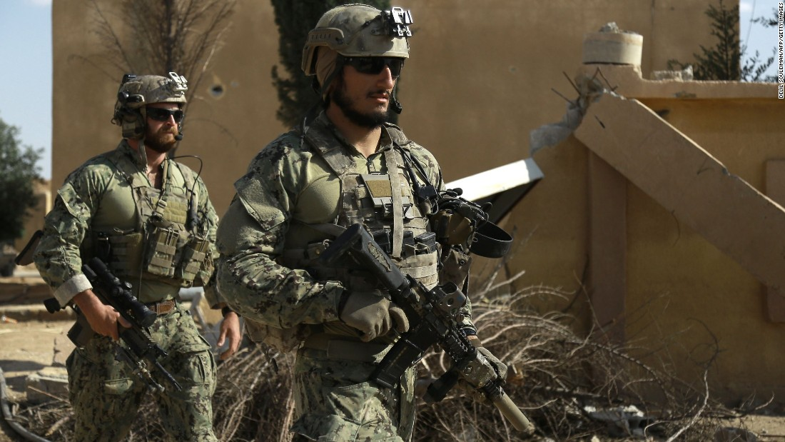Pentagon denies U.S. special forces are fighting ISIS on ...