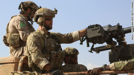 U.S. forces play key role in retaking ISIS stronghold