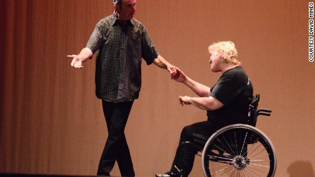 Dancer: 'I am so much more than my wheelchair'