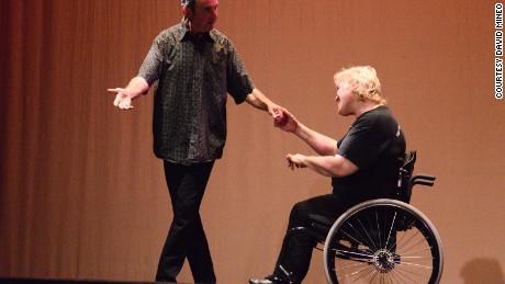 Dancer: 'I am so much more than my wheelchair'