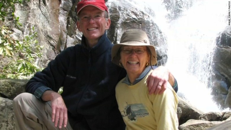 Lost hiker's last words: 'Please call my husband'