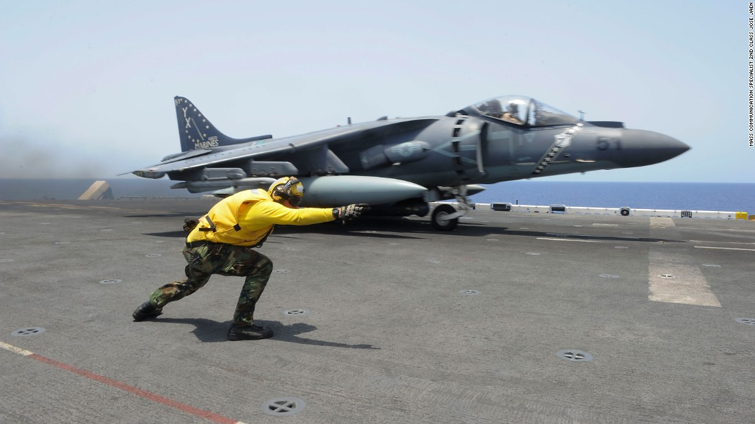 <strong>May 6, 2016:</strong> A Marine AV-8B crashed into water after a loss of thrust off North Carolina Pilot ejected safely. <strong><br />March 8, 2016: </strong> A Marine AV-8B applying take-off power caught fire on deck of ship in the Persian Gulf. Cost $62.8M