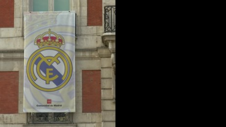 Why Madrid is the world's football capital