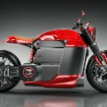 electric motorbike tesla concept 3