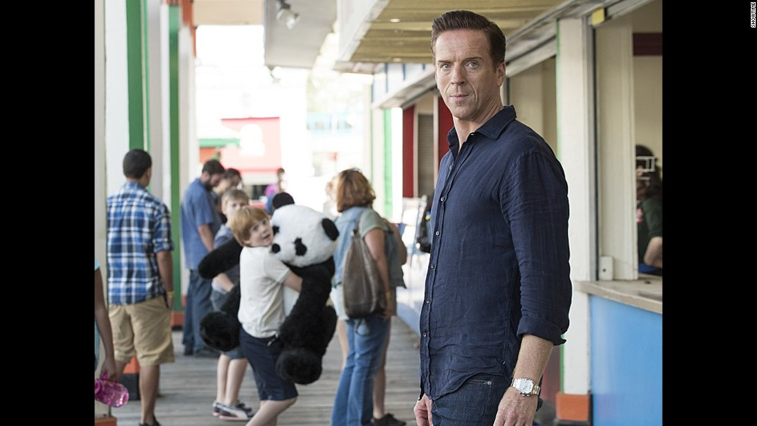 "Damian Lewis was heartthrob terrorist Nicholas Brody in ""Homeland."""