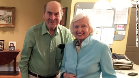 Henry Heimlich, 96, uses his maneuver to save woman